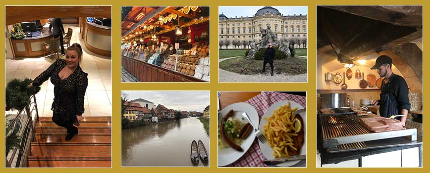 Solo Traveler on the heart of Germany river cruise