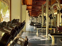 Irrawaddy Exercise Room