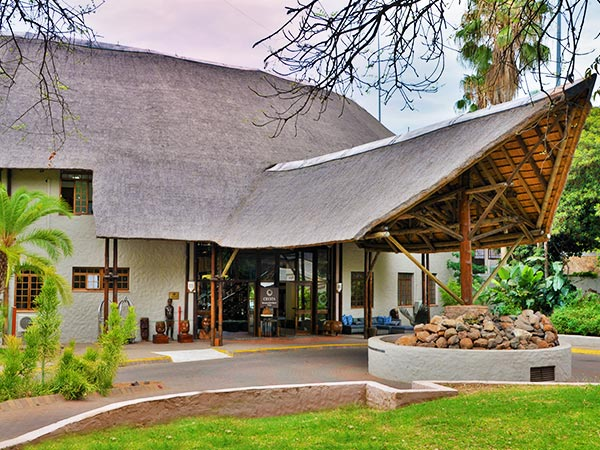 Exterior, Cresta Mowana Safari Resort and Spa