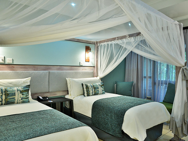 Guest room, Cresta Mowana Safari Resort and Spa