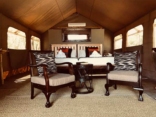 IGANYANA TENTED BUSH CAMP