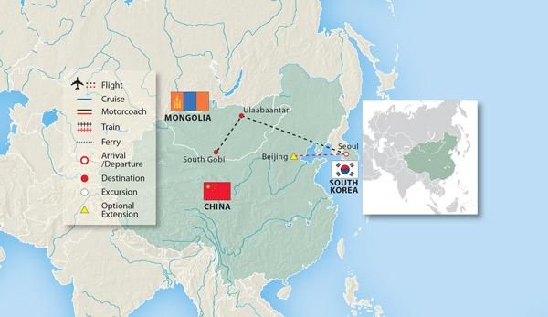 Mongolian Land Tour 2020 | Ancient & Modern Mongolia