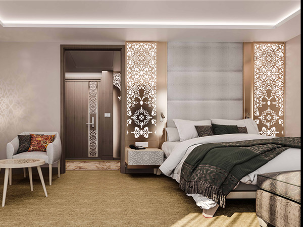 Category DS deluxe suite, Nebu, Nile River, Egypt