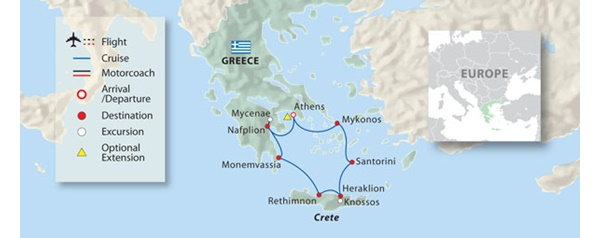 Greek Cruise 2016